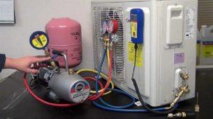 Phải chọn đúng loại gas dành cho điều hòa