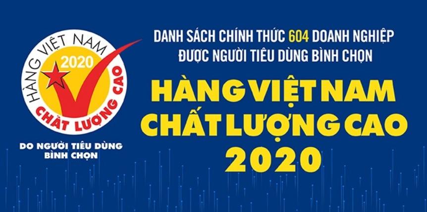 Danh Sách Công Ty Hàng Việt Nam Chất lượng cao