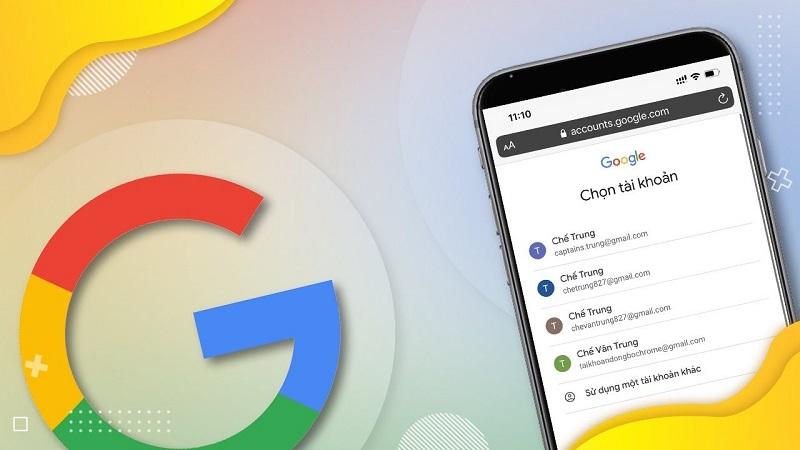 Cùng xem 1 số điện thoại đăng ký được bao nhiêu Gmail