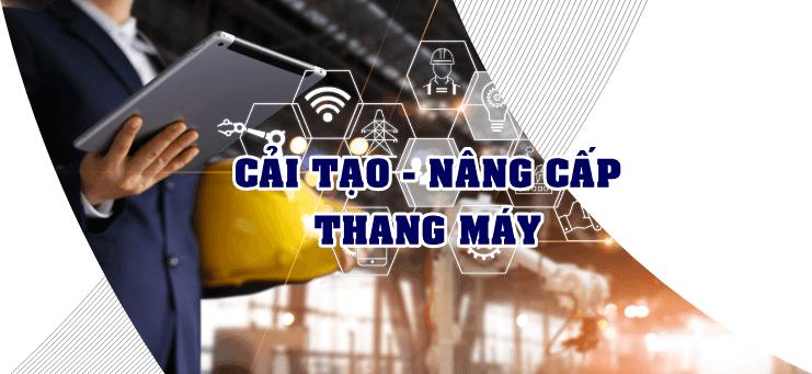Thang máy tải hàng Fumico Việt Nam