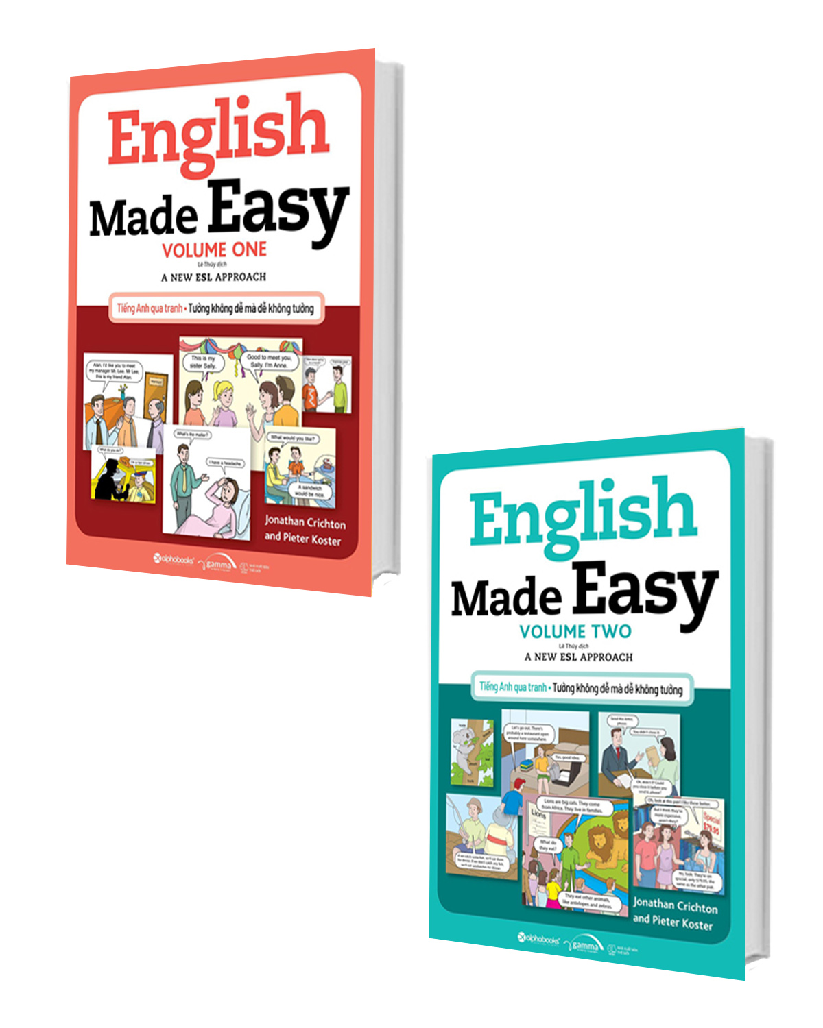 Combo-english-made-easy-volume-1-2
