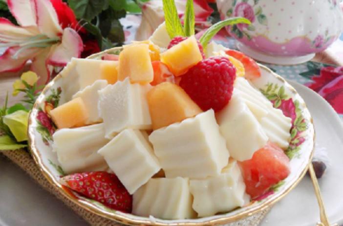 9 Cách Sữa chua yaourt ngon mịn dẻo, nha đam, trái cây đơn giản tại nhà
