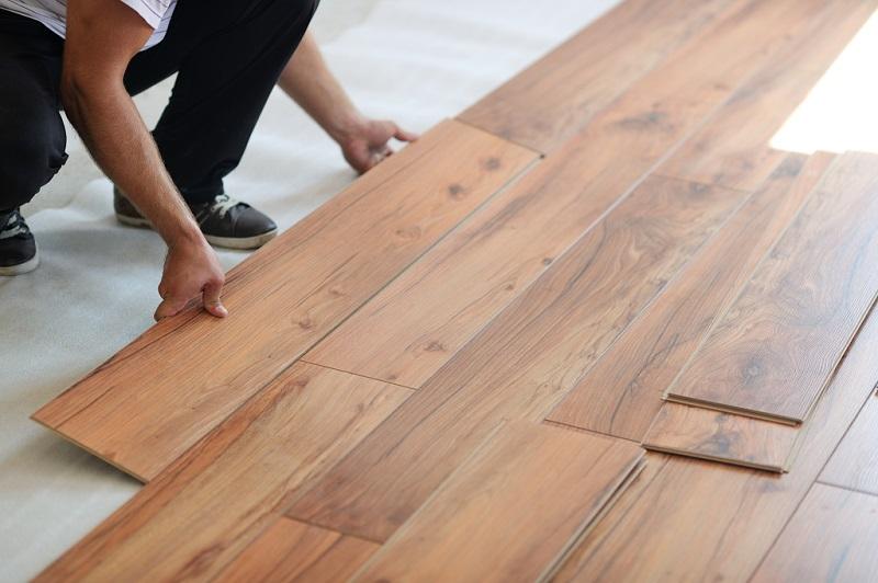 Quy trình 6 bước thi công sàn nhựa giả gỗ nhanh và chuẩn