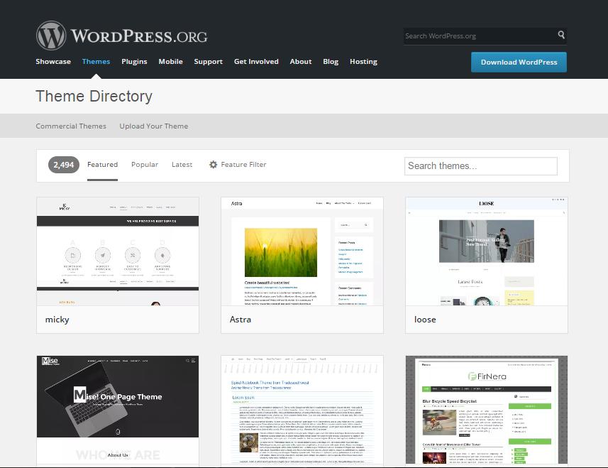 Wordpress là gì? Nền tản làm website