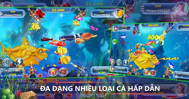 Bắn cá đổi thưởng – Game giải trí cực hot tại VN138