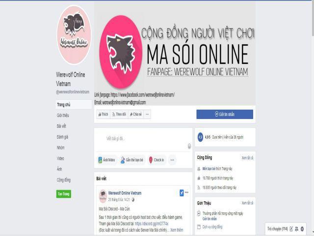 Hướng Dẫn Chơi Ma Sói Online Trên PC Cho Người Mới Bắt Đầu (Chi Tiết & Đầy Đủ Nhất 2020)